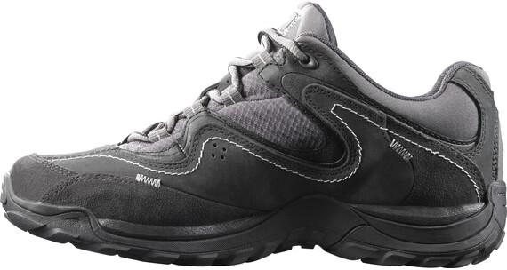 Salomon Elios 2 GTX Hiking Shoes Women asphalt/autobahn/aluminium